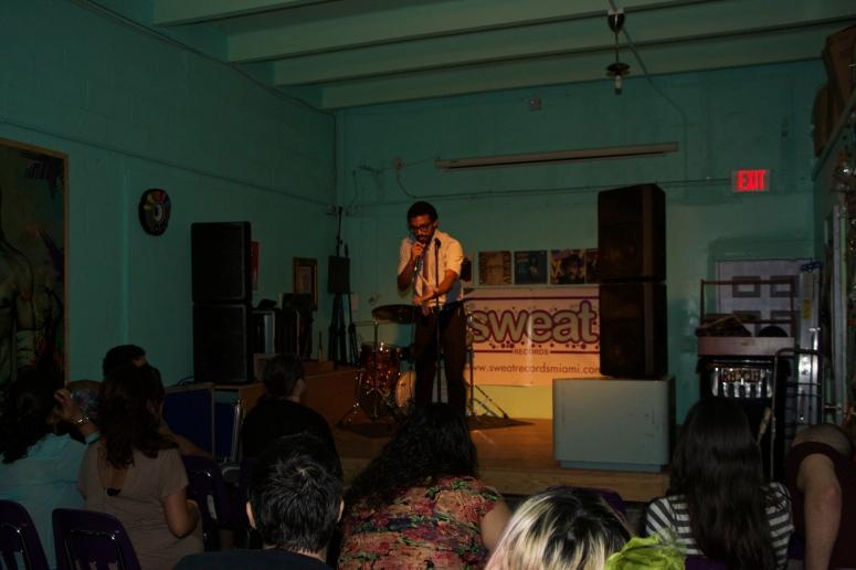Reggie Desjardins - Casa De Haha @ Sweat Records - Miami