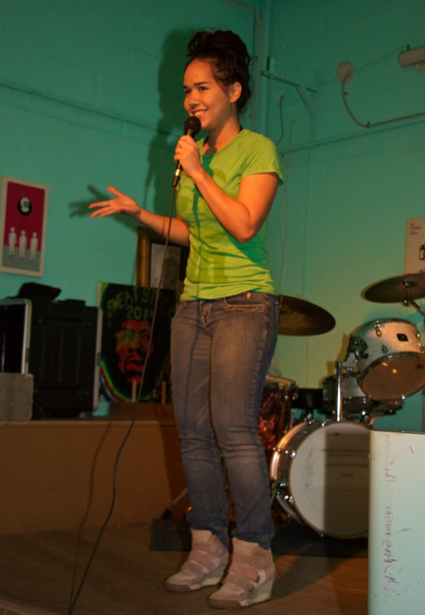 Amarie Lee - Casa De Haha @ Sweat Records - Miami