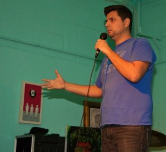 Andres Taboada - Casa De Haha @ Sweat Records - Miami
