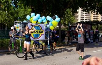 Representin' THE U! The 6th Annual Great Grove Race - Miami, 2014