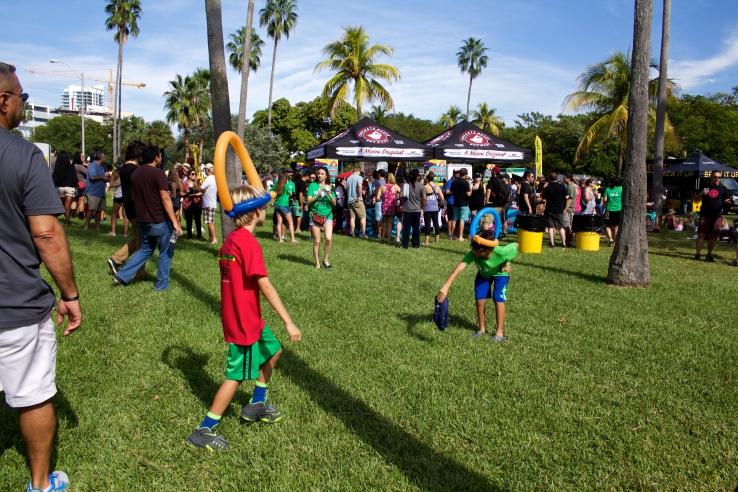 The 6th Annual Great Grove Race - Miami, 2014