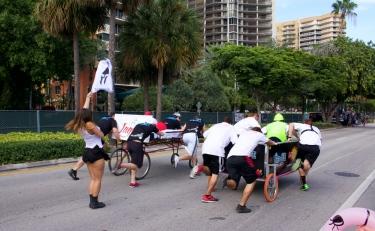 GO! The 6th Annual Great Grove Race - Miami, 2014