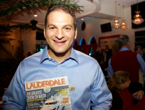 Dan from Broward at the Glory House of Miami Fundraiser @ La Bodeguita, Coral Gables