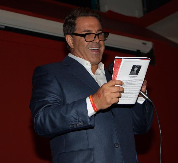 MC Rick Sanchez - Glory House of Miami Fundraiser @ La Bodeguita, Coral Gables