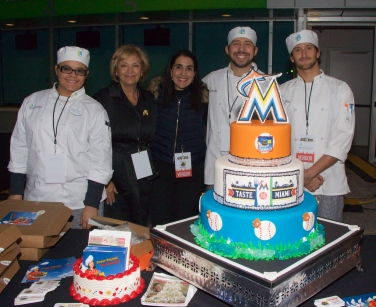 Phenomenal! The Office Cakes @ Taste of Miami 2015