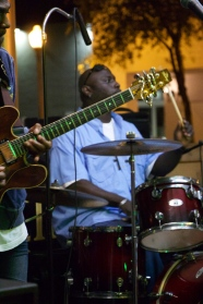 Biscuit Miller & the Mix at the Coral Gables 17th Annual Blues Fest